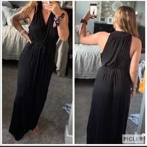 Motherhood Maternity Maxi Dress NWT